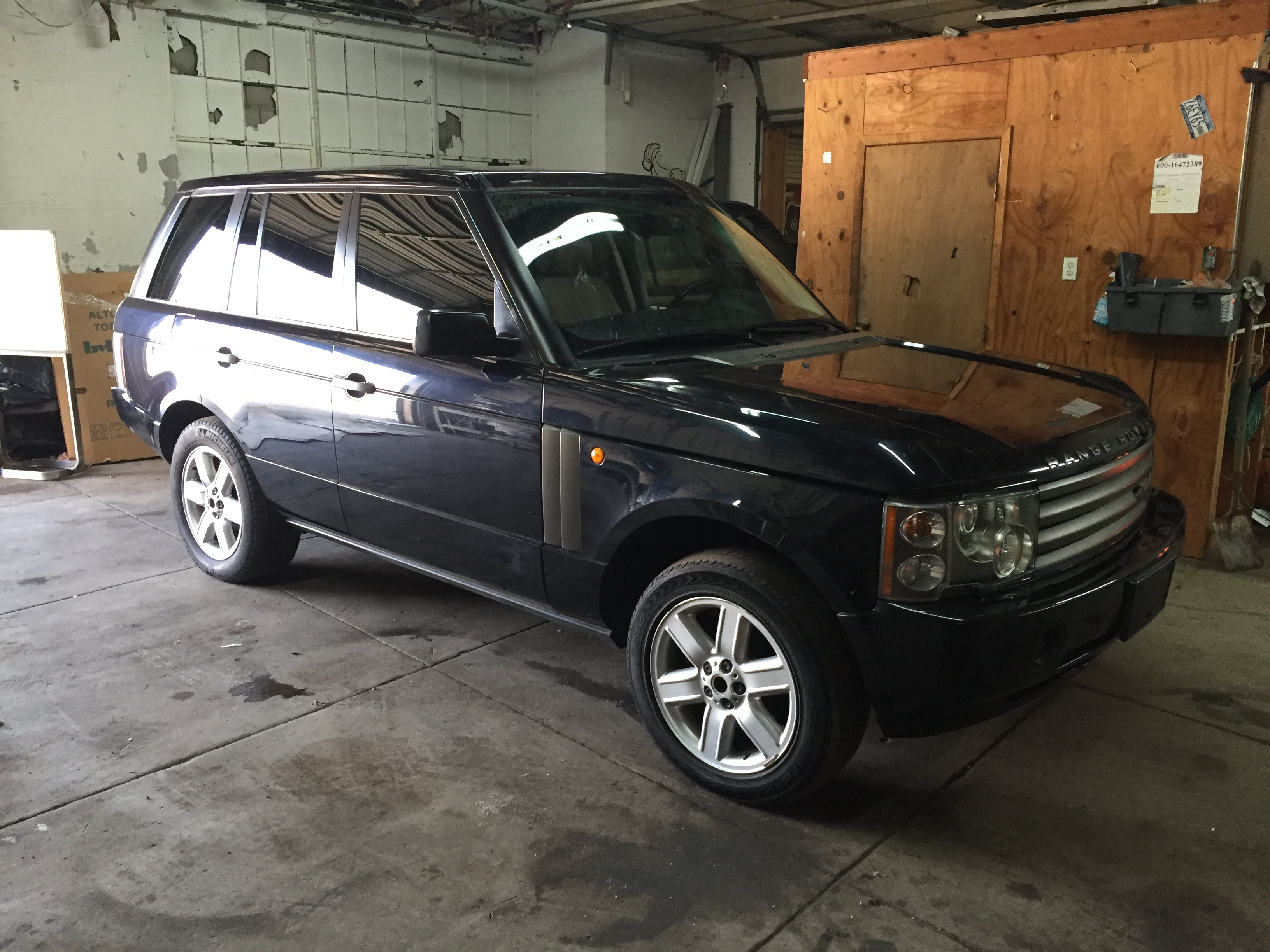 discovery rover landrover land conversion hse pin facelift